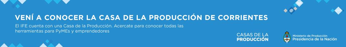 Casas de la Producción